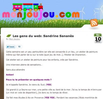 http://www.monjoujou.com/blog/les-gens-du-web-sandrine-sananes.html