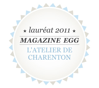 l atelier de charenton laur at magazine egg l 39 atelier de charenton. Black Bedroom Furniture Sets. Home Design Ideas