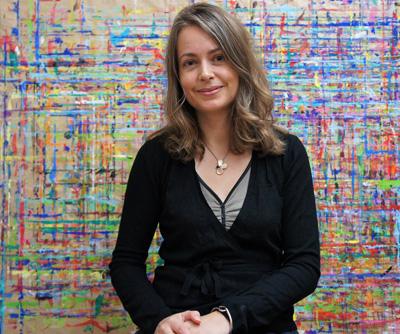 Karen Demaison, maman et consultante