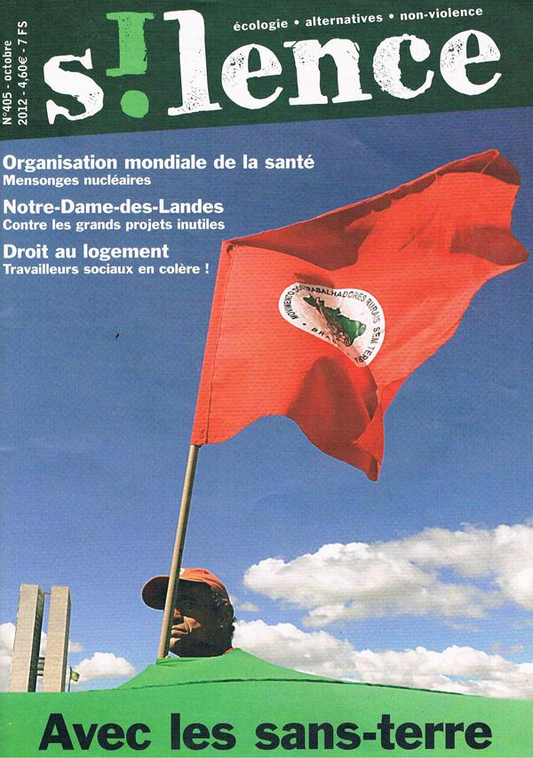 La revue Silence - octobre 2012 - No 405