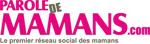 Parole de mamans.com est le 1er réseau social pour femme enceinte et bébé.