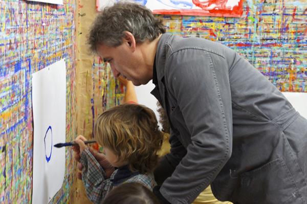 Formation pour l'atelier de peinture de Louviers