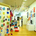 Exposition « Tableaux d'enfants » - Photo Anne josse // comzelle