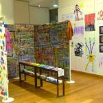 L'exposition « Tableaux d'enfants » - Photo Anne Josse