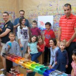 Un moment parents / enfants à l'Atelier de Charenton