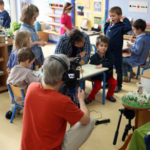 L'Atelier co-producteur du film sur Montessori