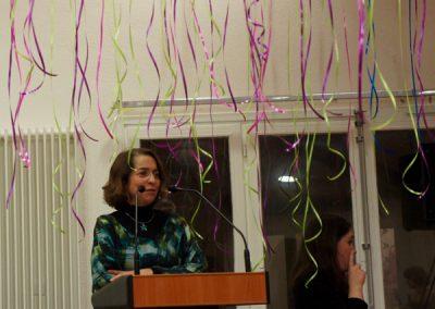 La directrice de l'EMIT, Patricia Peterson Fontenay raconte l'histoire de son école.