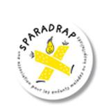 Nos ateliers créatifs sont organisés au profit de l'association Sparadrap, qui aide les enfants malades et hospitalisés.