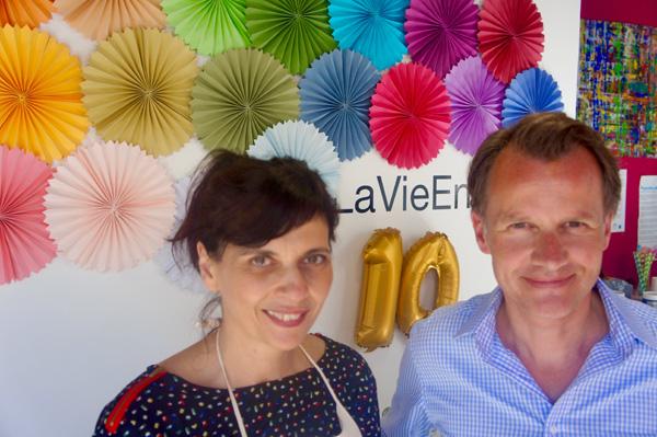 Le maire de Charenton fête les 10 ans de l'Atelier de Charenton