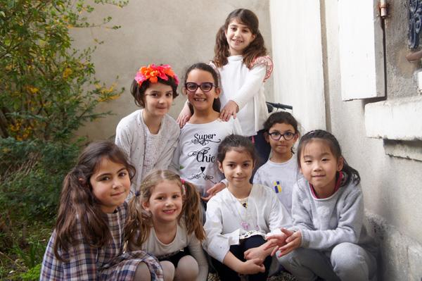 Enfants de l'Atelier de Charenton: les photos