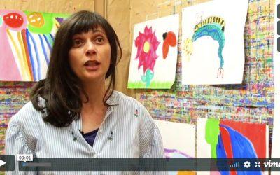 Sandrine Sananès dans la série Tous éducateurs