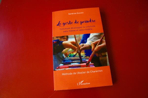 « Le geste de peindre » : le livre