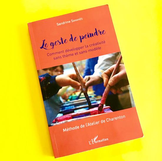 Où commander le livre « Le geste de peindre ? »