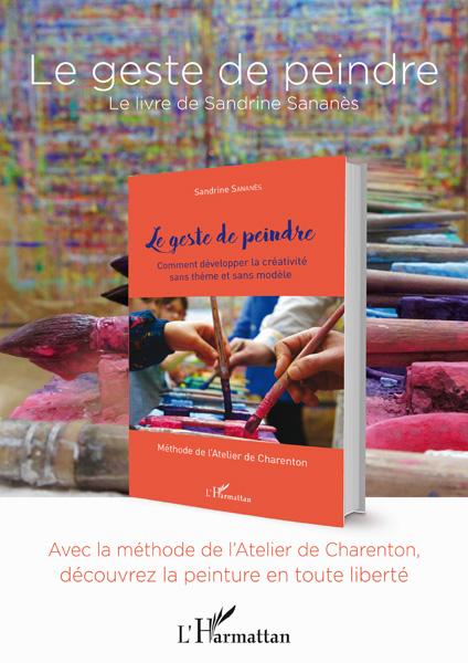 Le livre Le Geste de peindre