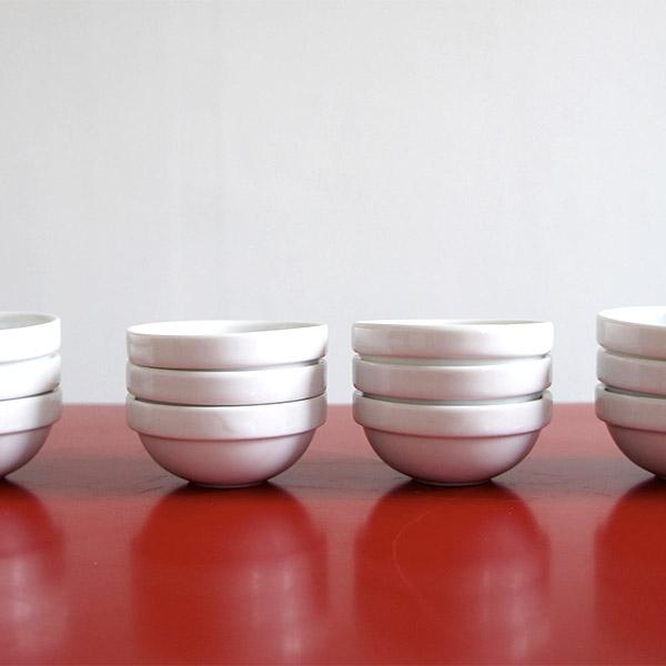 Kit de godets en porcelaine pour la peinture