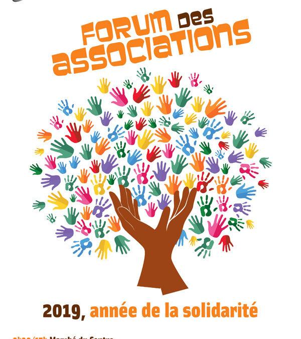 L'Atelier de Charenton participe au forum des associations 2019