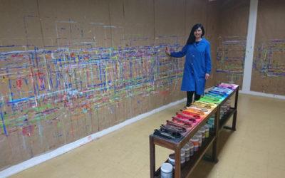 Atelier à l'école Montessori: un projet solide