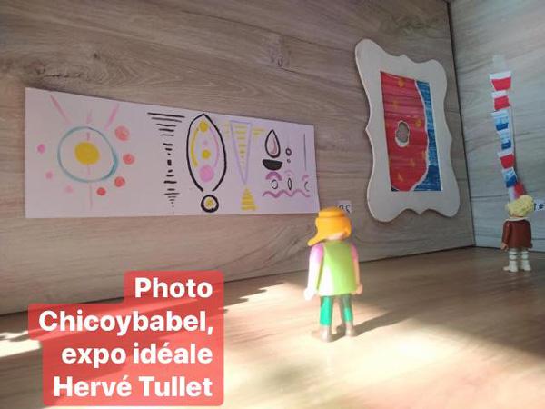 Activité de peinture pour enfants, parents et enseignants