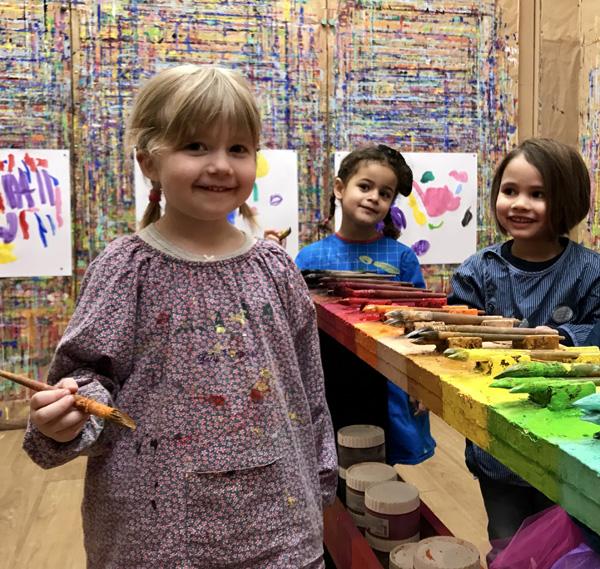 Organiser son atelier d'anniversaire à l'Atelier de Charenton