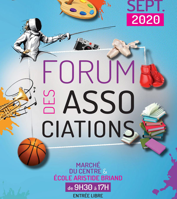 Le forum des associations de Charenton