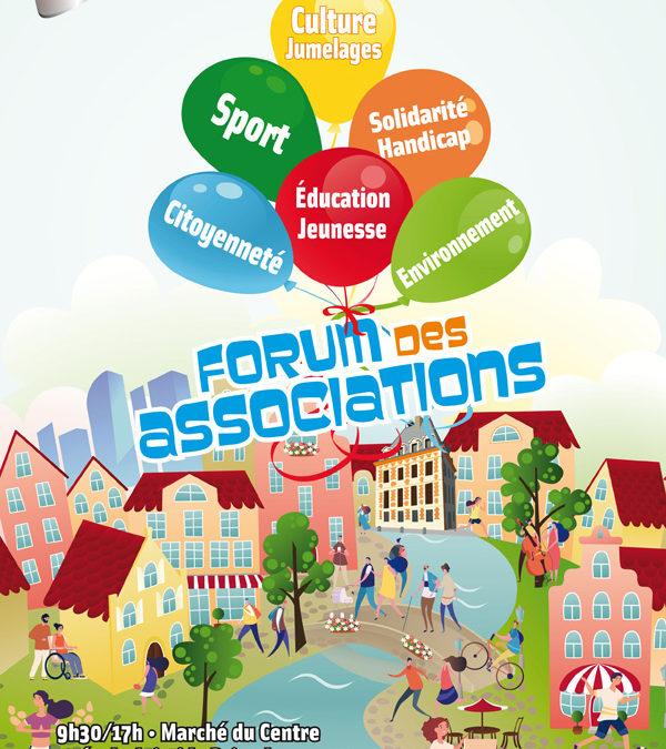 Rendez-vous avec l'Atelier de Charenton au Forum des associations
